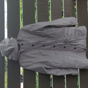 Simplement moi Women's Fall Spring Coat Size L